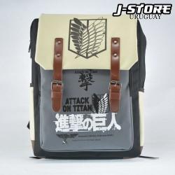 mochila shingeki no kyojin alas de la libertad