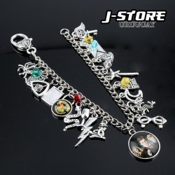 pulsera de dijes Harry Potter