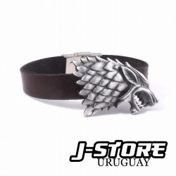 Pulsera Game of Thrones Stark