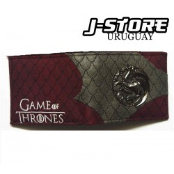 billetera Targaryen Game of Thrones