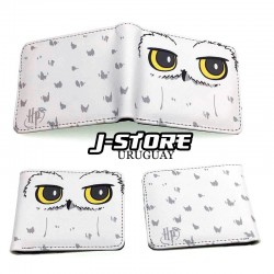 Billetera Harry Potter Hedwig Buho