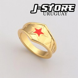Anillo Wonder Woman