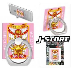 Pop socket accesorio para celular Cartas Sakura