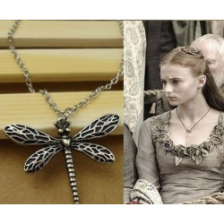 Collar libelula Sansa Stark