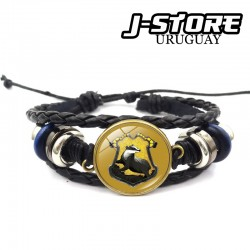 Pulsera Harry Potter Hufflepuff