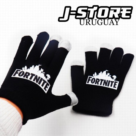 Guantes táctiles touch screen Fortnite