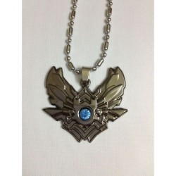 Collar escudo LOL Diamante