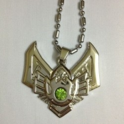 Collar escudo LOL Platino