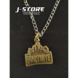 Collar Fortnite dorado