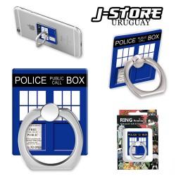 Anillo para celular Doctor Who