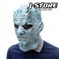 Máscara de látex Rey de la Noche (GOT)