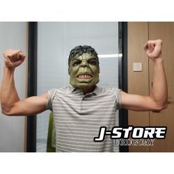 Máscara de látex Hulk