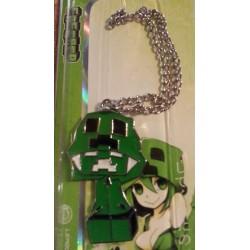 Collar de Minecraft Creeper v.2