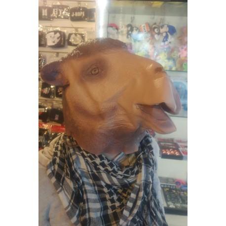 Máscara camello