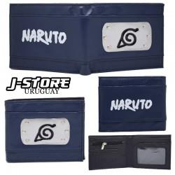 Billetera Bandana Naruto