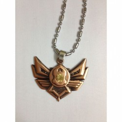Collar escudo LOL Bronce
