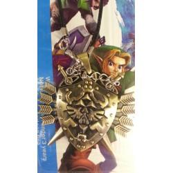 Collar de Zelda Escudo