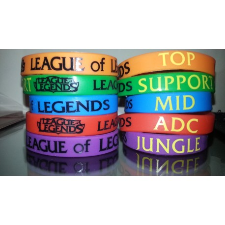 Pulseras de League of Legends