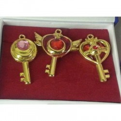 Set de llaves Sailor Moon
