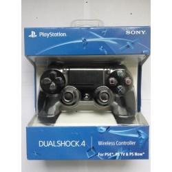 Dualshock 4 Negro nuevo en caja