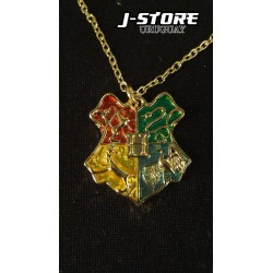 collar de Hogwarts color