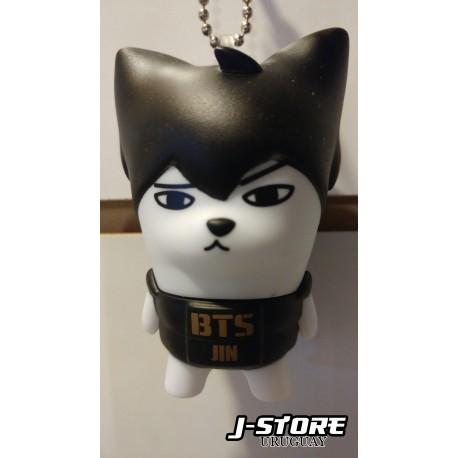 Llavero de BTS Hip Hop Monsters - JIN