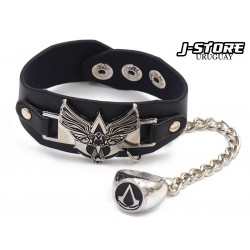 pulsera con anillo Assassins Creed